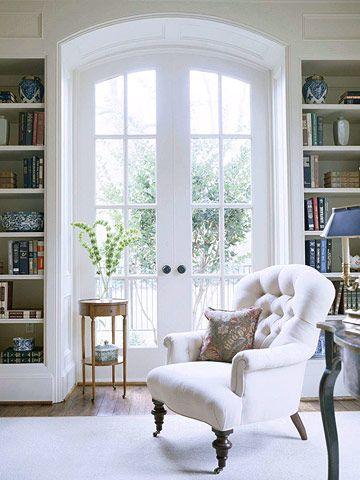 100 Quick and Easy Ways to Freshen Your Home | Bibliothek, Wohnen ...