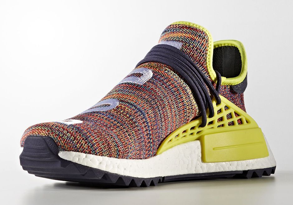 Pharrell adidas NMD Hu Trail November 2017 | SneakerNews.com