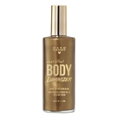 """Hard Candy Just Glow Head-to-Toe Body Luminizer, 1519 Gold"""