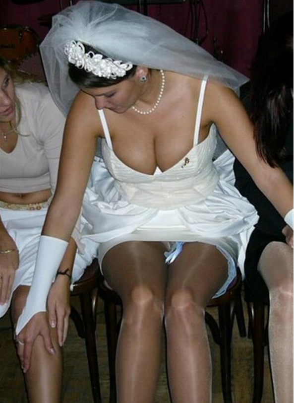 do i have to wear pantyhose to a wedding