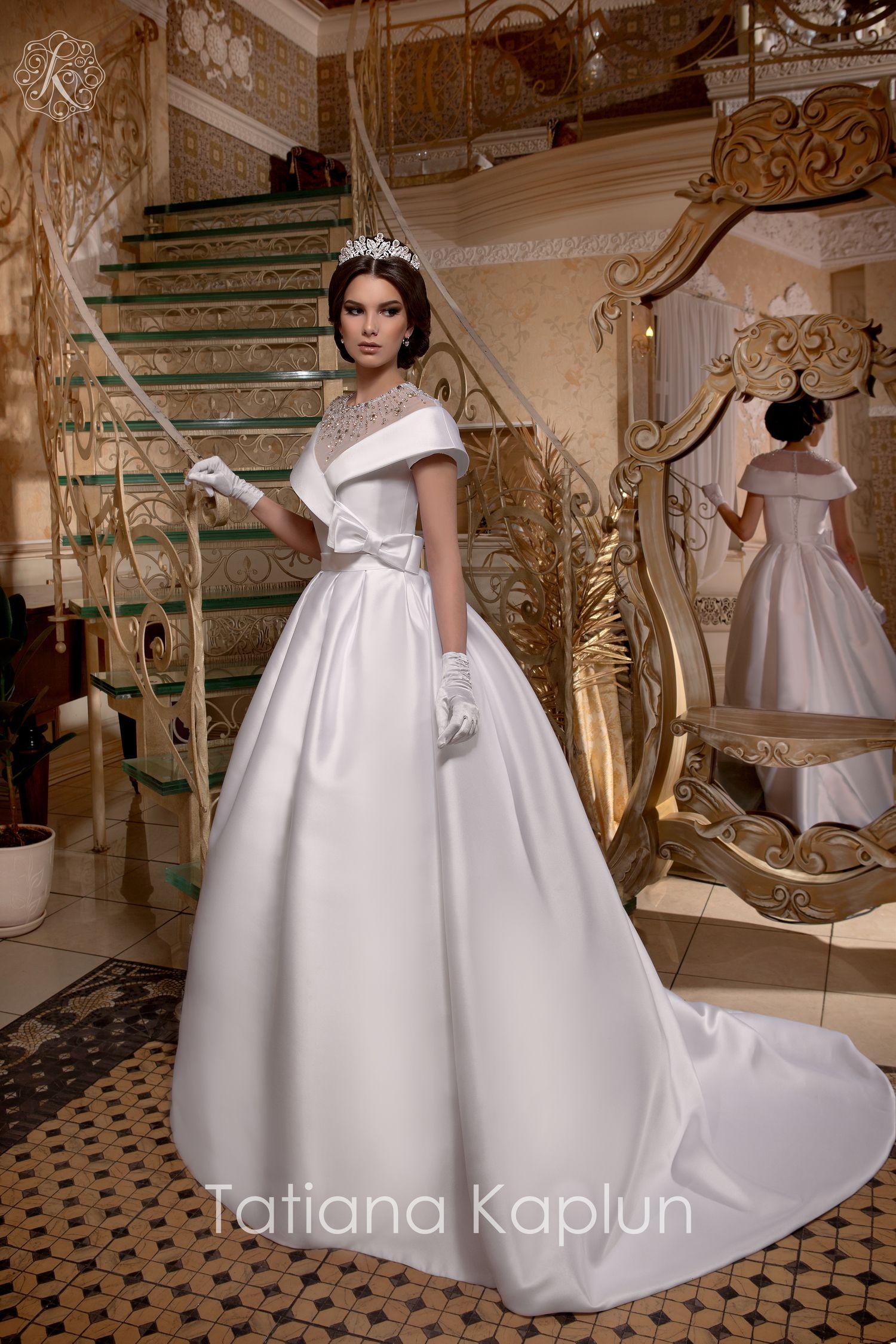 RUFFA Dress By TATIANA KAPLUN | BEST WEDDING DRESSES in TAMPA BAY ...