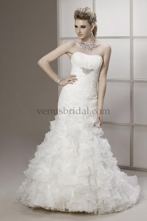 Bridal Gown By Venus Available At Fashions On Main
