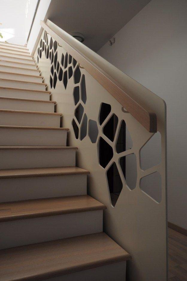 Park View House By Razvan Barsan Partners Stairway Design