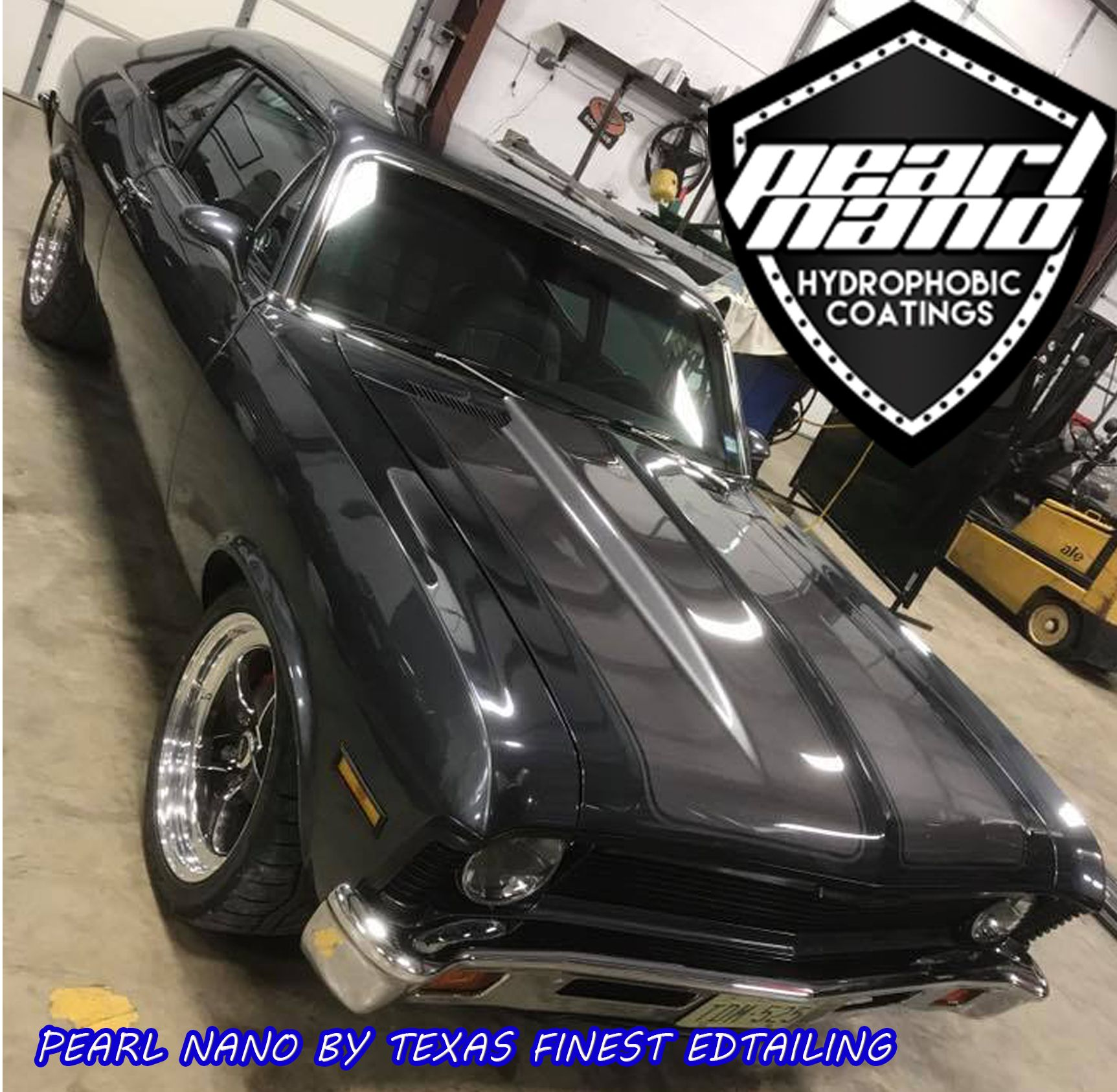 Pearl Nano by Daniel Hightower at Texas Finest Detailing
