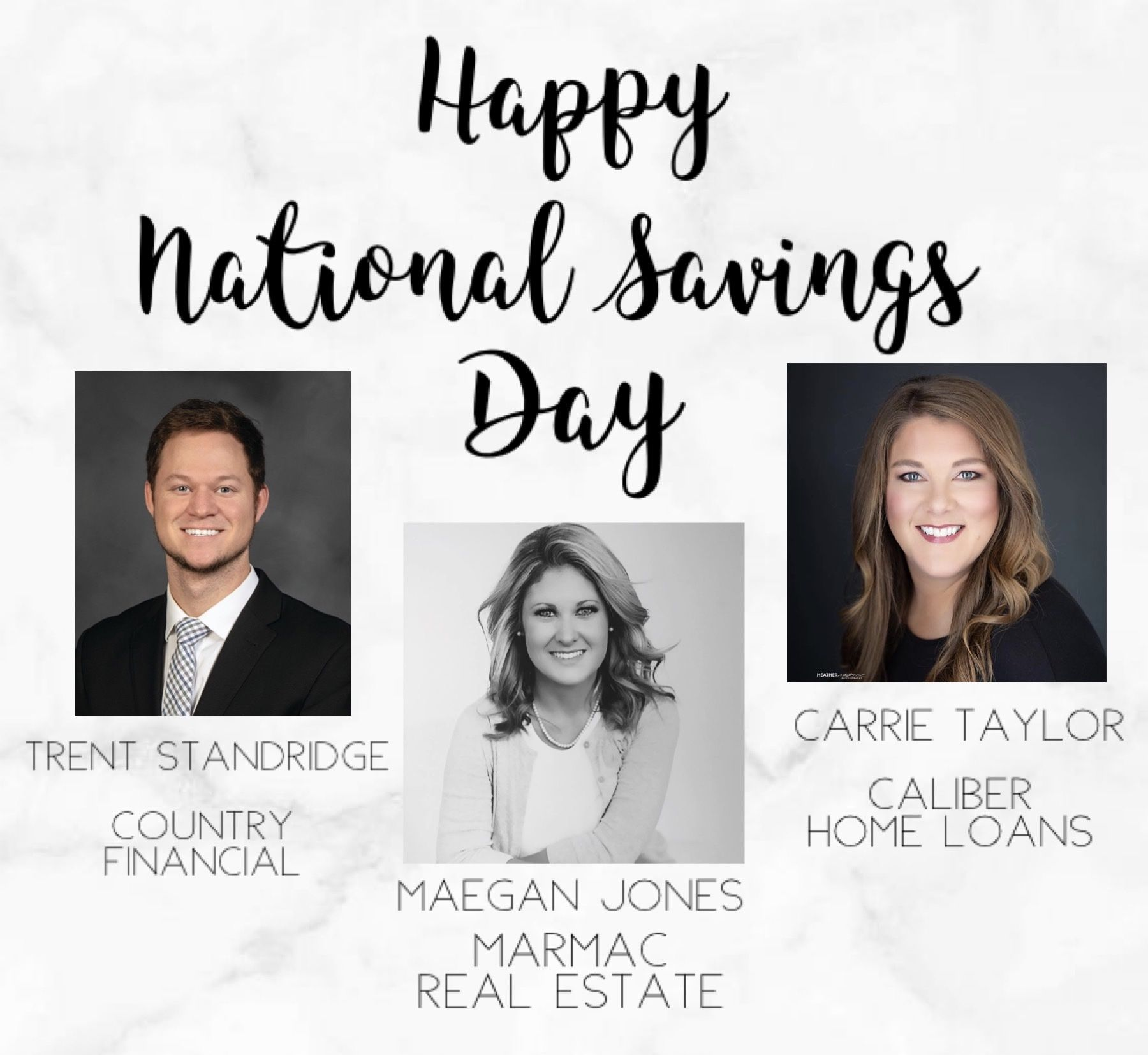 Happy National Savings Day