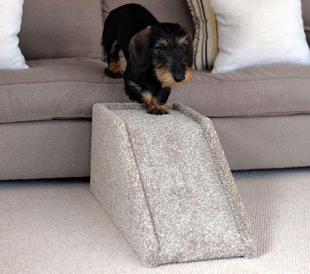 Dog Ramp Handmade Indoor Pet Cat Bed Sofa Steps Stairs Portable Lightweight