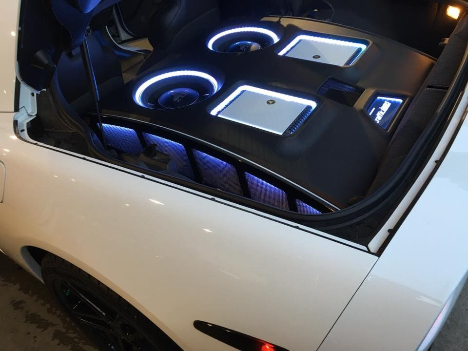 Pin by Doc Fluty on Car Audio Trunk Ideas (With images