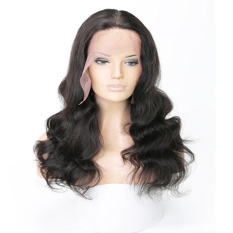 SVT Unprocessed Virgin Hair Full Lace Human
