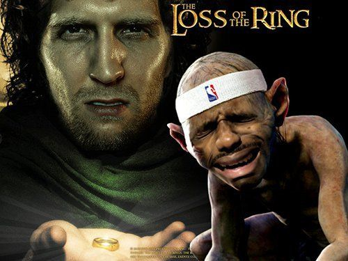 Loss Of The Ring Lunchtime Cougarboard Com Lebron James Lebron James Miami Heat Lebron