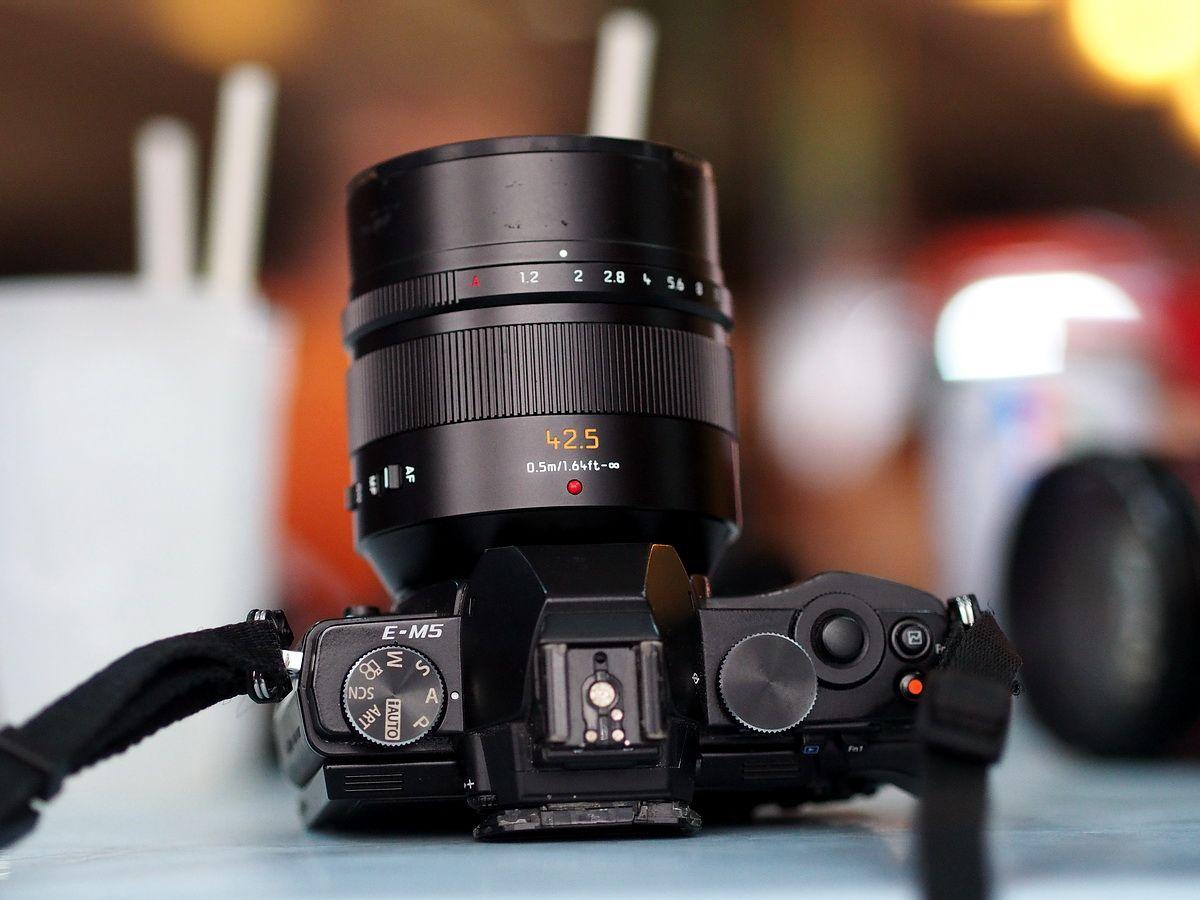 Robin Wong Panasonic Leica 42 5mm F1 2 Nocticron Leica Camera Photo Best Camera
