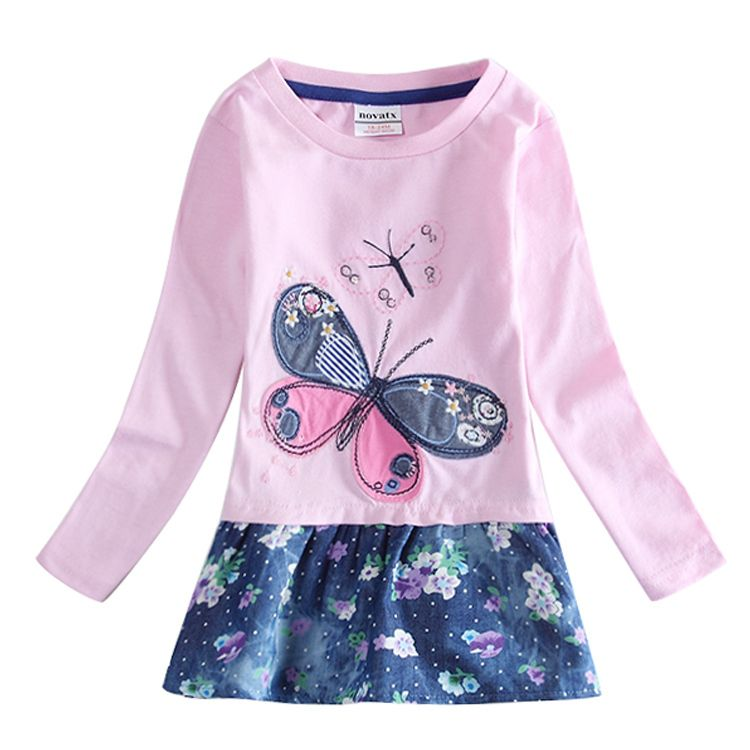patrones vestidos para niña casuales - Buscar con Google | Buzos ...