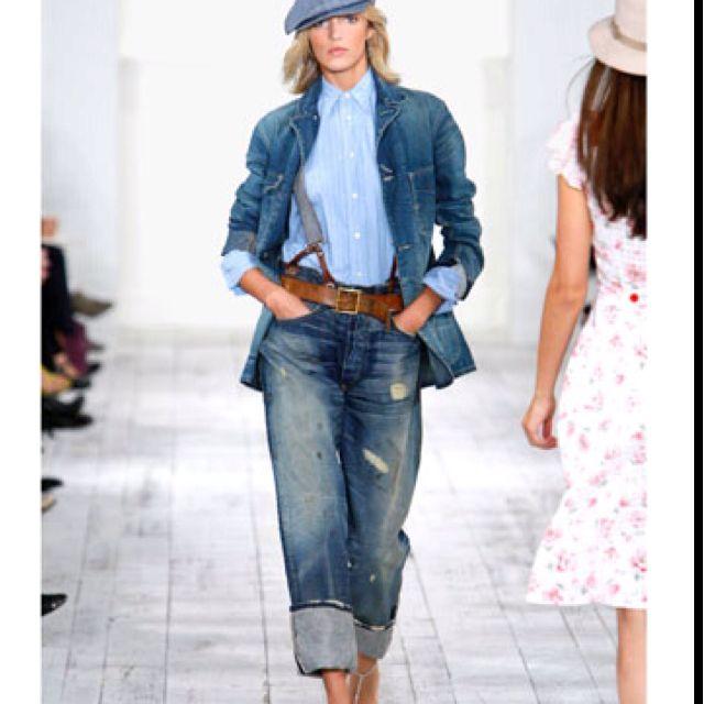 Denim jeans vaqueros mezclilla