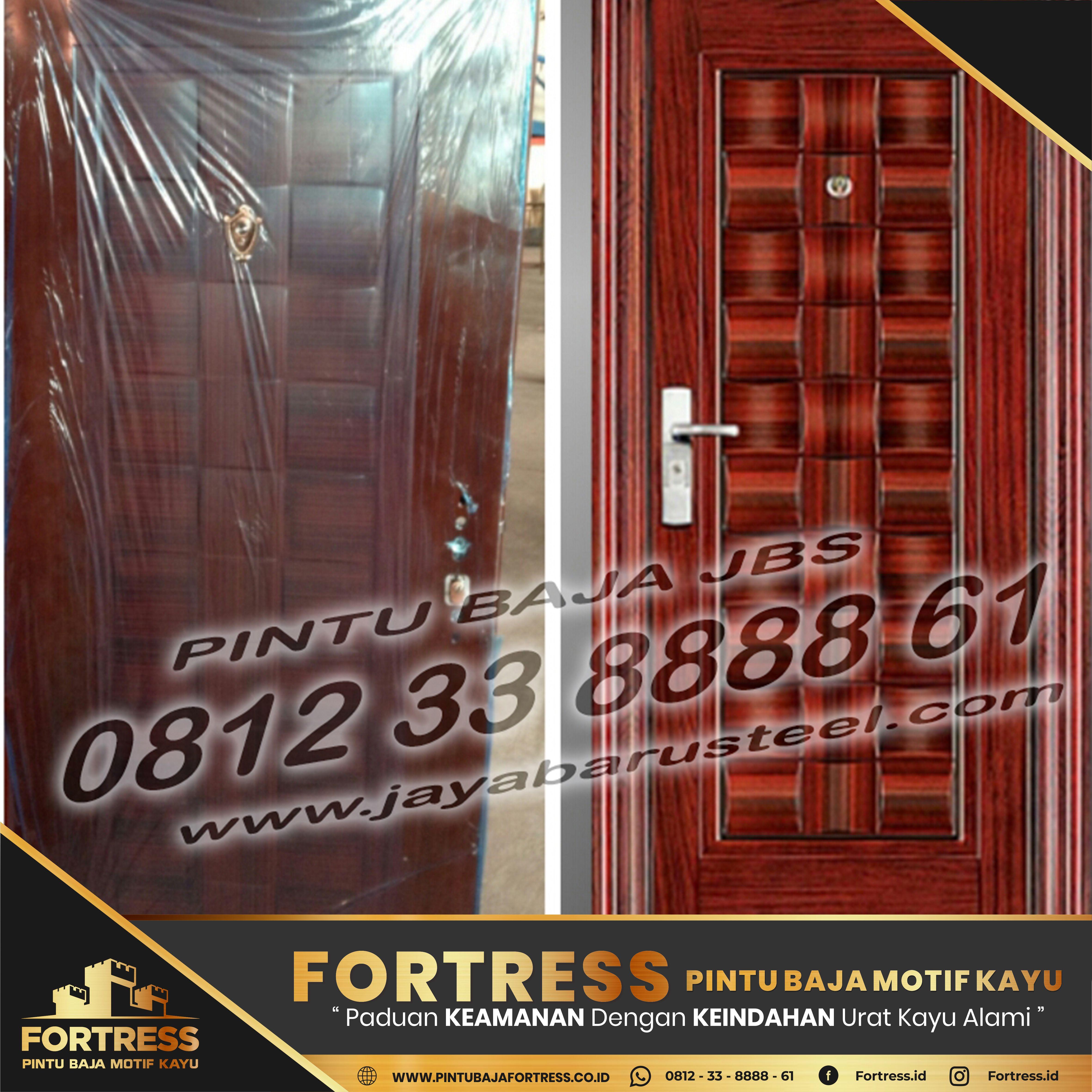 0812-91-6261-07 (FORTRESS) The Door Of Banjar Light Steel …
