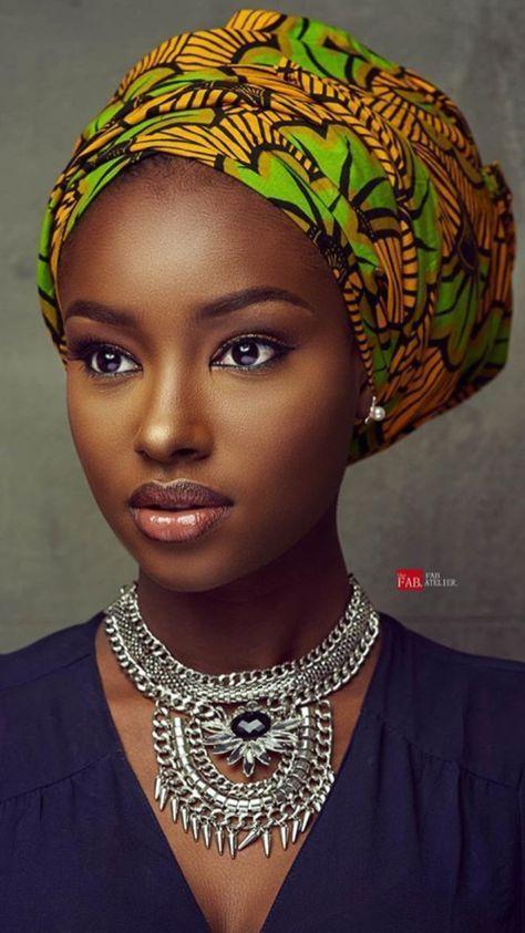 D #africanbeauty