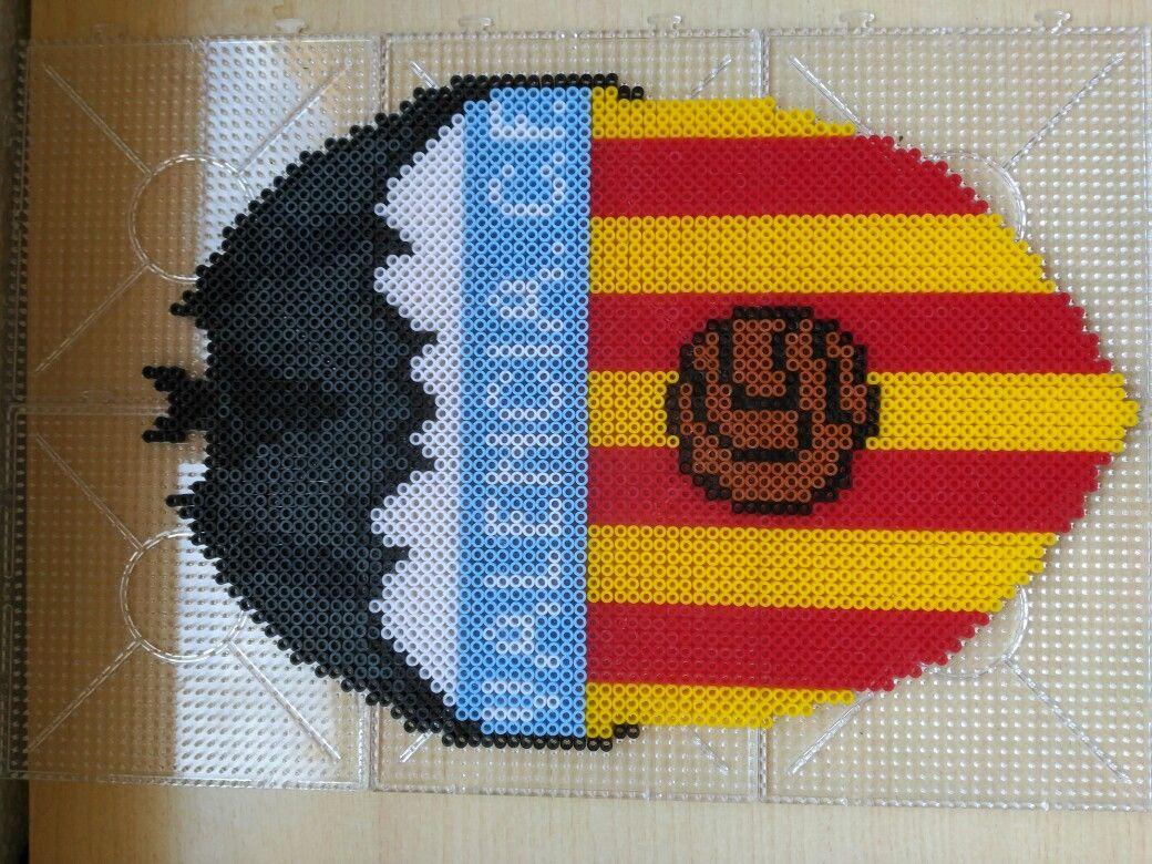 Hama Escudo Valencia Valencia Fútbol Escudo Hama Hama Escudo Fútbol