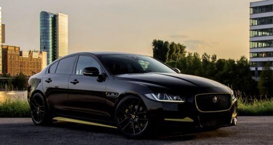 Jaguar Xe Krijgt Gouden Randje Van Arden Nieuws Jaguar