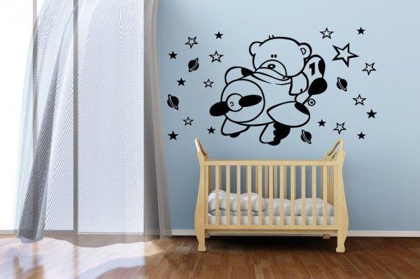 Cuarto de bebe azul claro Hogar y Diseño Pinterest