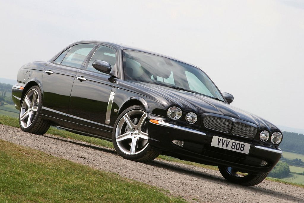 Jaguar XJR for Sale: Buy Used & Cheap Pre-Owned Jaguar Cars ...
