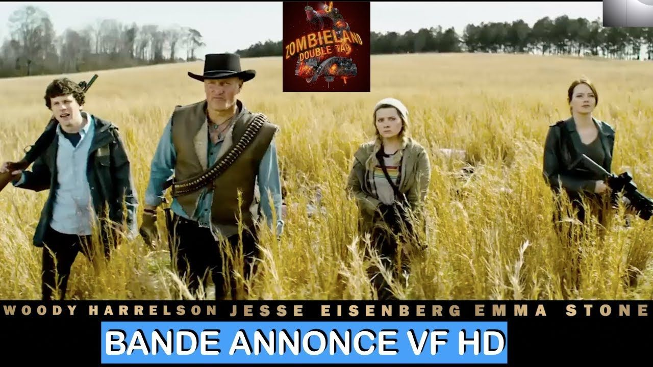 Zombieland 2 Bande Annonce Vf 2019 Baseball Cards Film Cards