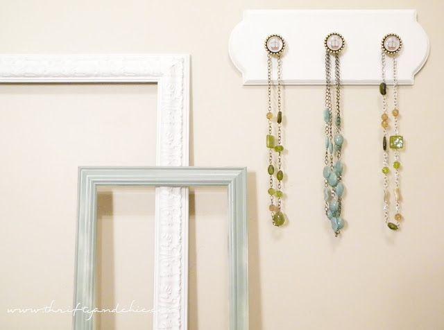 Thrifty y Chic - Proyectos de bricolaje y decoración del hogar