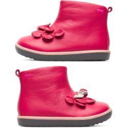 Camper Twins, Sneaker Kinder, Rosa , Größe 22 (eu), K900210-001 Camper