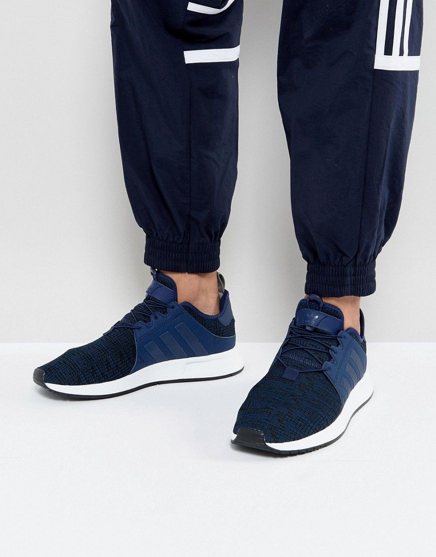finest selection bee8a 1d38e ADIDAS ORIGINALS X PLR SNEAKERS IN NAVY BY9256 - NAVY.  adidasoriginals   shoes