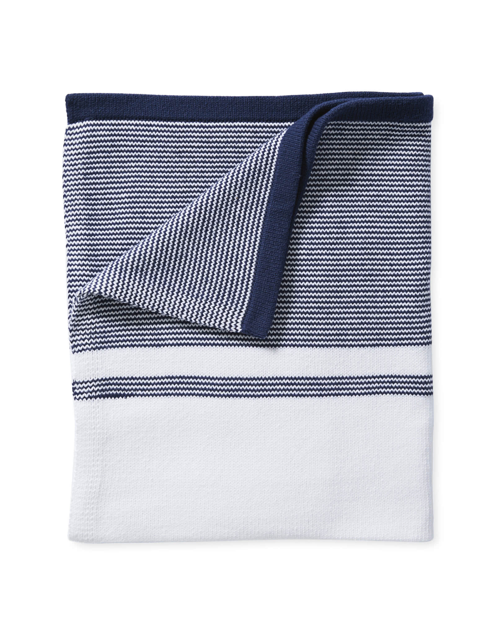 Bayside Blanket Navy Serena Amp Lily Pottery Barn