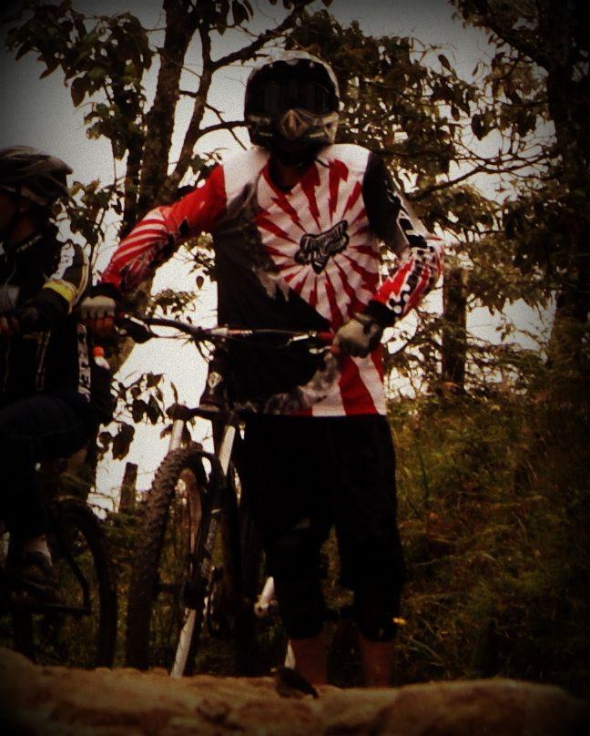 Rider-descenso  Ovejas-san Jeromino