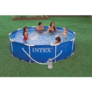 intex 10 x 30 metal frame swimming poolcuesta 9997 veremos
