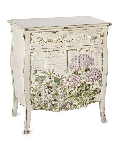 Nightstand or end table | For the Princess in Me | Pinterest ...