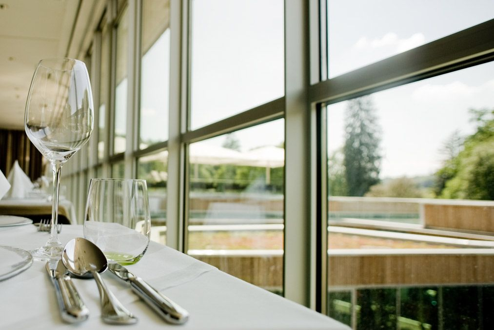 Restaurant im Kurhaus Bad Gleichenberg #kurhaus #daskurhaus #kurhausbadgleichenberg