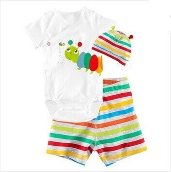 Baby Girl Clothes New Fashion Baby Clothes(Tops+Headband+Pants)3Pcs/Set Infantil Set for Baby Girl