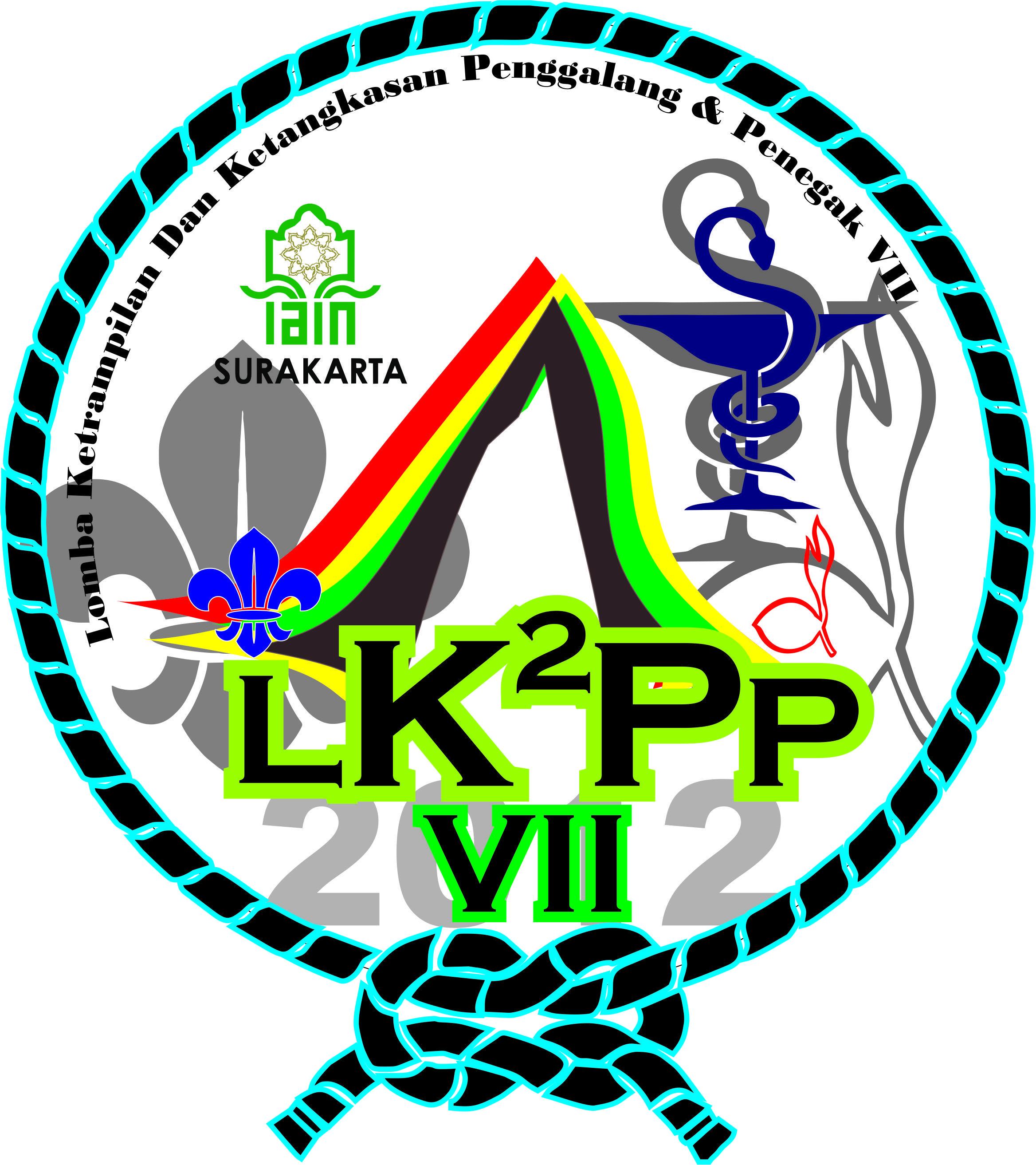Sketsa Logo Pramuka