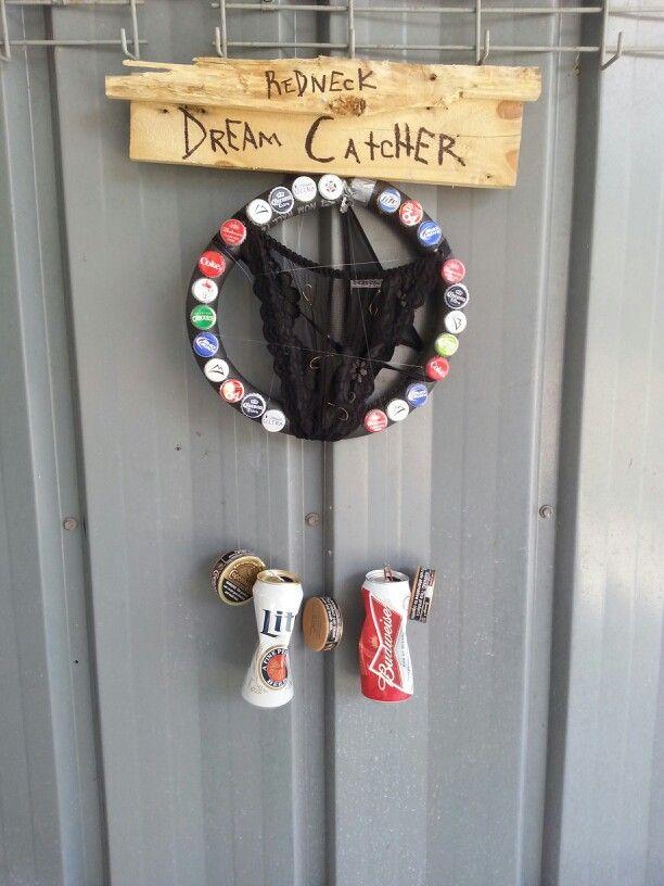Redneck dream catcher   White trash bash   Pinterest