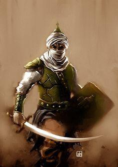 Islam Put Vjernika Do D 382 Enneta Https Www Facebook Com Islam Put Fantasy Art Warrior Muslim Tattoos Fantasy Character Design