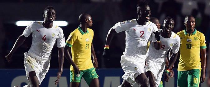 Mondial 2018 Le match Afrique du Sud vs Sénégal du 7 novembre est reporté au samedi 12 novembre 2016 - Sen360