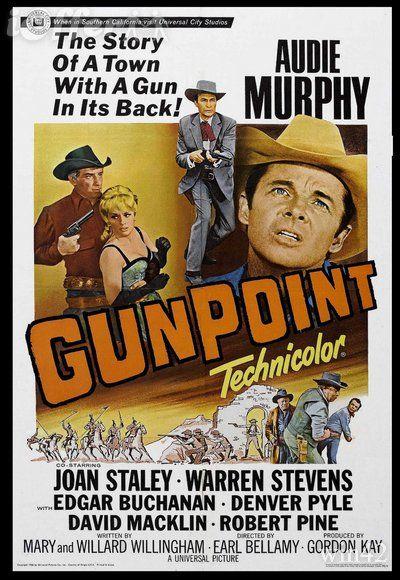 Gunpoint 1965 Usa Universal Western Audie Murphy Denver Pyle 12 11 04 Western Film Movie Posters Western Movies