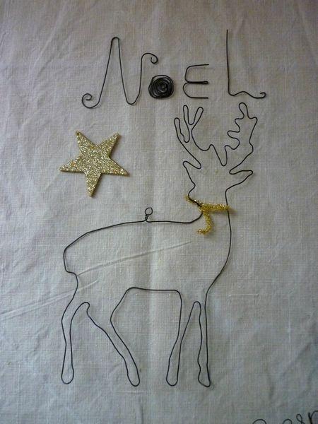Pin von Lili Q auf Kerst | Pinterest | Basteln mit draht ...