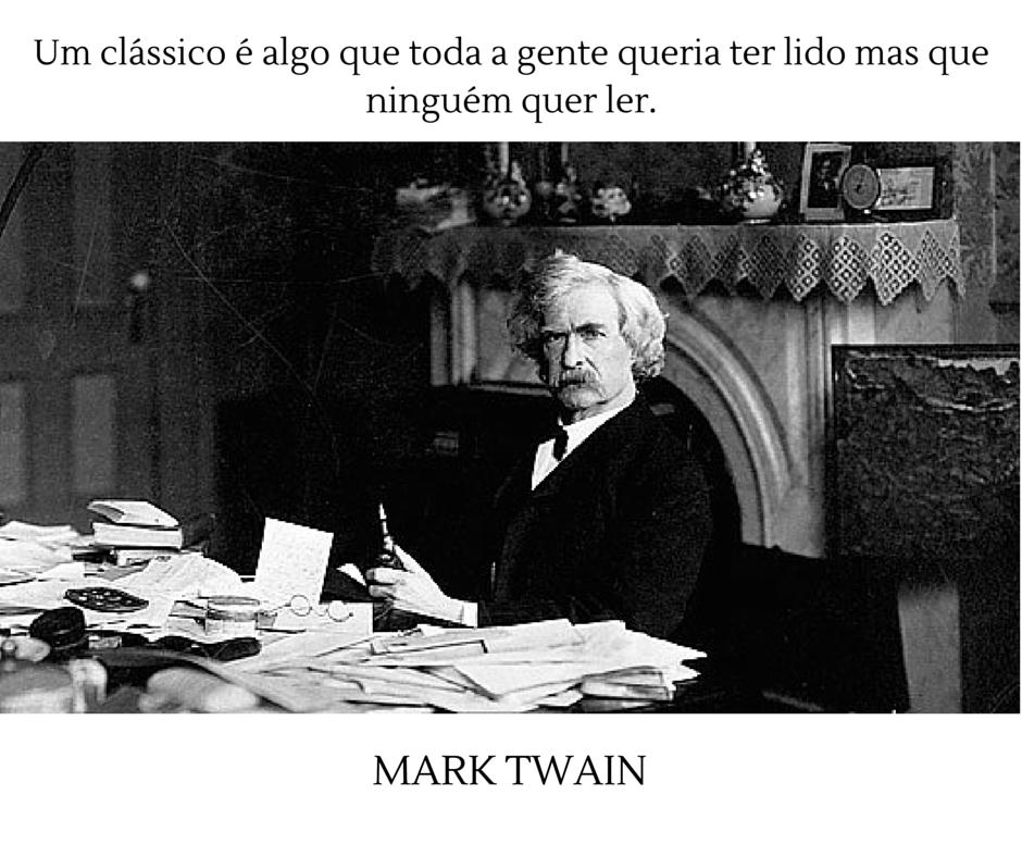 Mark Twain Citacao Funny Quotes Mark Twain Messy Desk