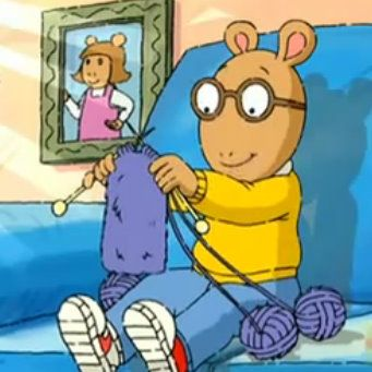 Arthur. Seriously, this was my favorite after-school show as a kid. Everyday...