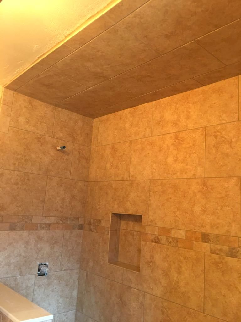 Bathroom Remodel In Ormond Beach Almost Complete Here S A