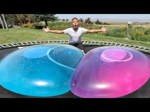 giant water wubble bubble