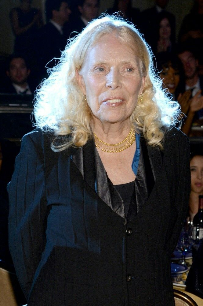 Joni Mitchell now