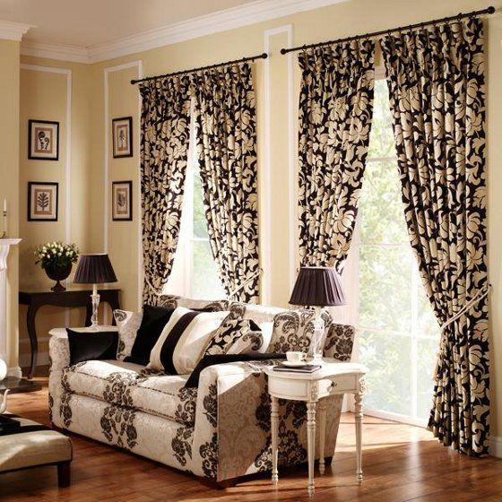 Modelos de Cortinas para Salas Cortinas Pinterest Window - ideas de cortinas para sala