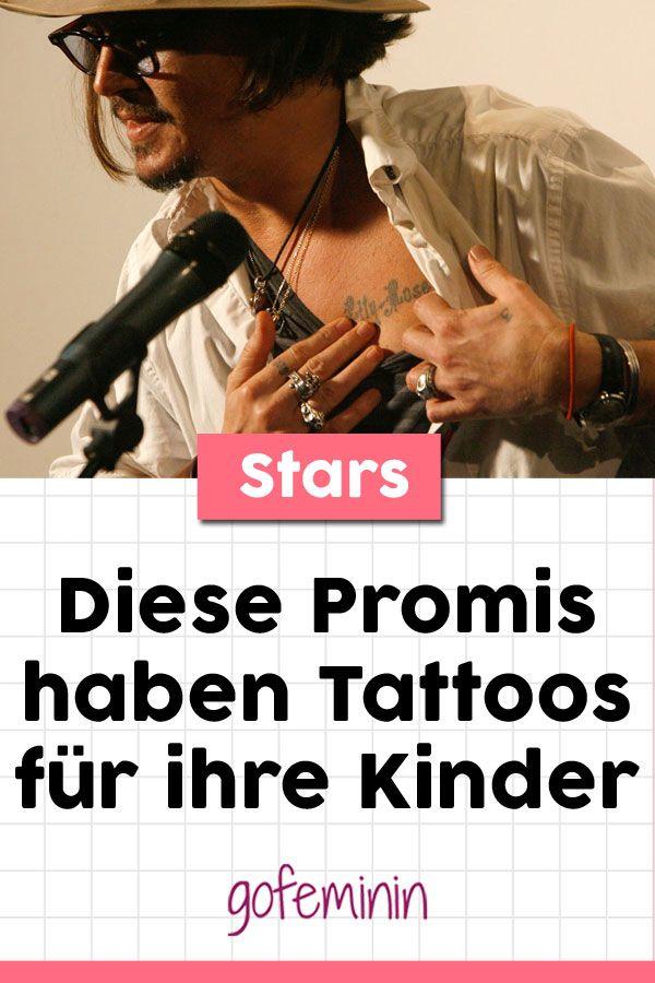 Tattoo Kindern Widmen