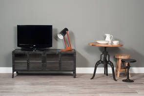Tv Meubel Wieltjes : Tv meubel  serie koopmansmeubelen