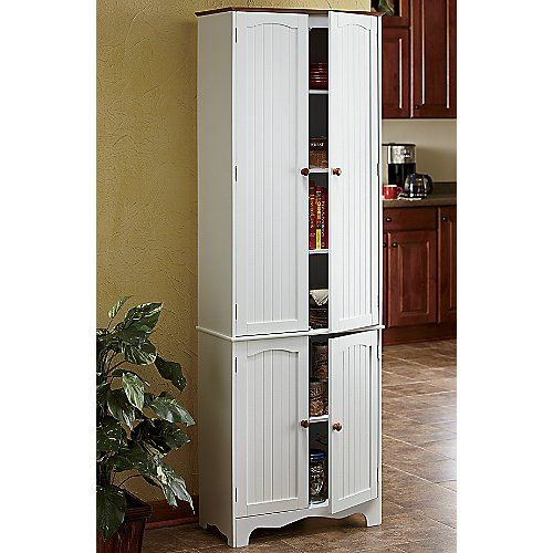 Amazon.com: Tall Storage Pantry: Kitchen & Dining (With