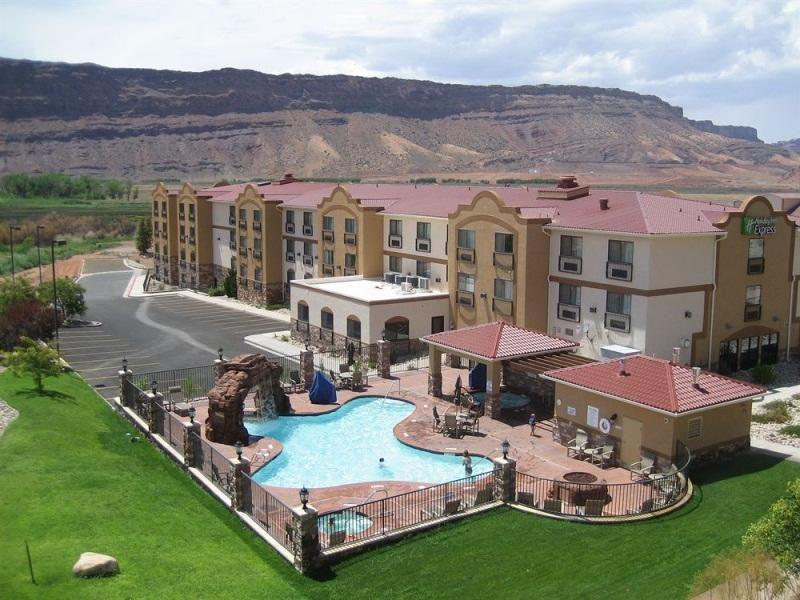 Moab Ut Holiday Inn Express Hotel Suites Moab United States