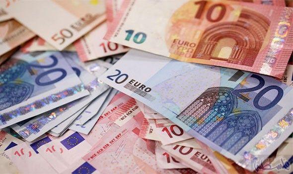 سعر اليورو مقابل الدولار الأميركي الثلاثاء Euro Exchange Rate Dollar