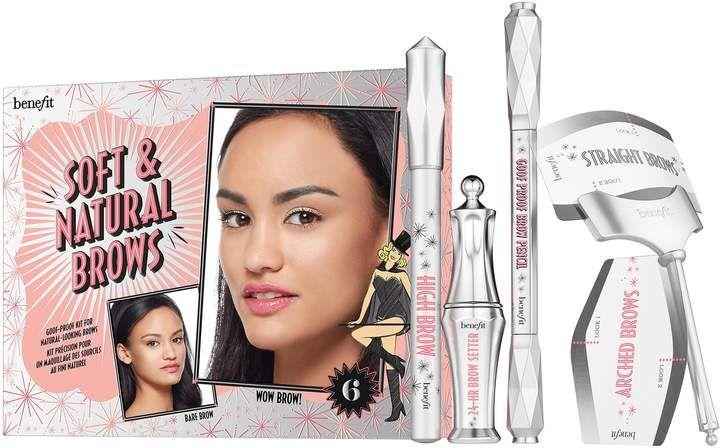 Benefit Cosmetics Soft & Natural Brow Kit — QVC.com #naturalbrows